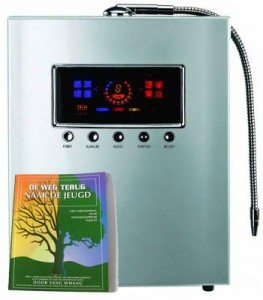 De professional Alphion waterionisator