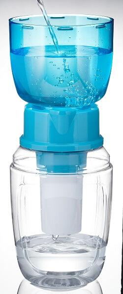 Basisch waterfilter